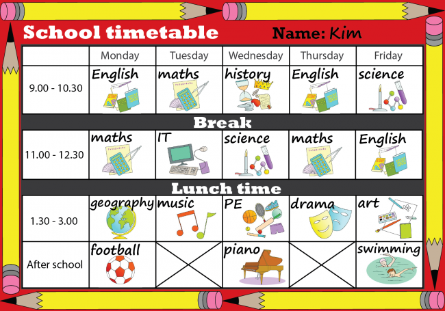 writing-school-timetable-full-version